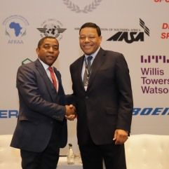 Vuyani Jarana, Former Group CEO, South African Airways