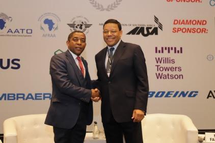 Vuyani Jarana, Group CEO, South African Airways