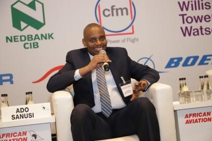 Captain Ado Sanusi, CEO, AeroContractors of Nigeria