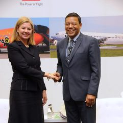 Wrenelle Stander, Group CEO, Comair Limited, South Africa